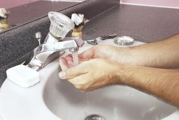 How To Fix A Rusty Porcelain Sink. You Can Remove Rust Stains From Your Sink .