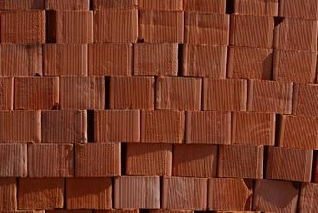 Bricks are a solid and durable lawn edging material.