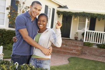 Assuming a mortgage is another option for buying a house.