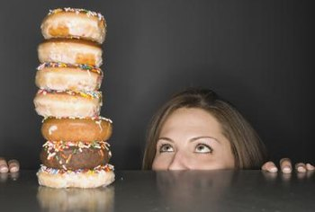 Crazy sugar cravings in the morning could indicate poor blood sugar control or lack of sleep.