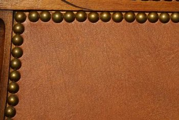 How To Refinish Leather Tabletops. Olive Oil Is A Common Ingredient In  Leather Cleaners.
