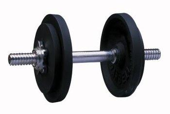 Você pode aumentar o metabolismo através da dieta e nutrição, bem como levantar pesos.