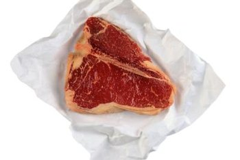 Red meat contains more saturated fat and cholesterol than vegetable proteins.