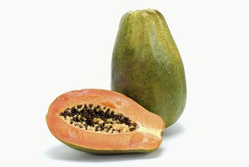 Papaya is a nutrient-rich fruit.