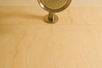 A dripping showerhead can affect your water bill.