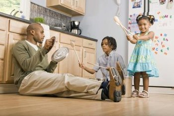 Choose a flooring that can withstand your family's lifestyle.