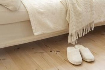 A Rug Or Homemade Rubber Foot Pads For The Couch Prevent Sliding