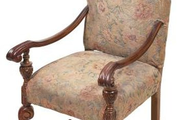 How To Identify Upholstered Vintage Antique Chairs Home Guides