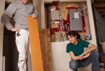 Leveling The Subfloor Before You Lay A Laminate Floor Can Help Prevent Headaches Later