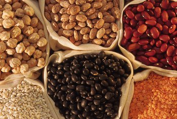 Beans are a nutrient-rich protein source.
