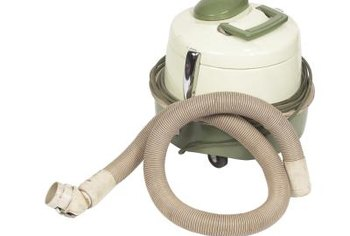 You won't need an old-style canister vacuum with a central system.