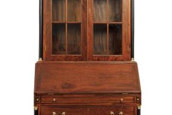Replace Gl In Antique Cabinet Doors If They Need It