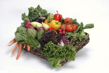 Vegetables provide a wide variety of nutrients, including fiber.