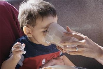 Transitioning off the breast or bottle requires parents to find a healthy drink their children will enjoy.