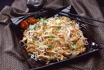 Are Glass Noodles High In Carbs Healthy Eating Sf Gate