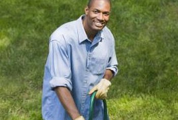 Water your lawn before aerating.