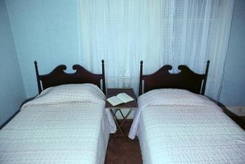 Twin XL beds are only comfortable for adults who sleep alone.