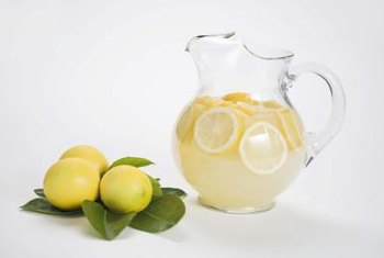 "Unlike regular lemons, ""Lemonade"" lemons do not need sugar."