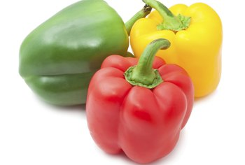 Peppers are low in carbs and supply vitamin C and fiber.