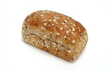 Ezekiel Bread is made from sprouted whole grains.