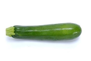 Small, tender zucchini are best for eating.