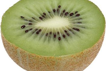 Increase your lutein intake by consuming kiwi fruit.