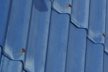 How To Fix Leaks In A Corrugated Metal Roof Home Guides