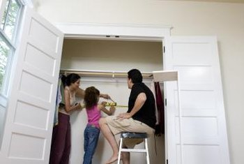 how to convert a closet into bunk beds home guides sf gate