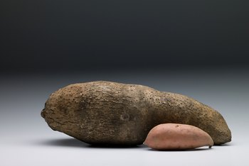 Yams are better for blood sugar than sweet potatoes.