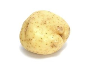 A single seed potato can produce several plants.