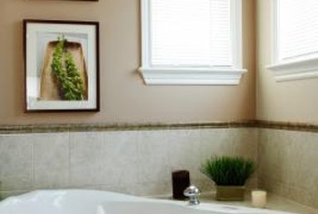 Bathtub refinishing does not require removal of the tub.