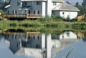 Waterfront property is beautiful and typically expensive.