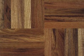Parquet flooring can be made of any species or style of wood.