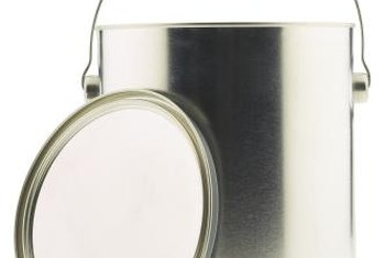 Metal canisters are designed with lids that form an airtight seal.