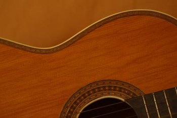 Rosewood is commonly used on musical instruments.