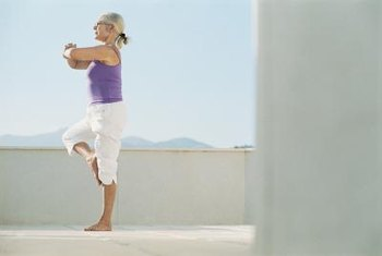 Regardless of your age, exercise increases metabolic rate.