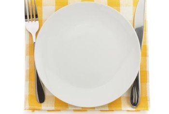 The knife blade always faces the plate in a place setting.