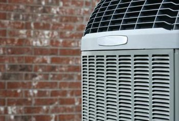 Central air conditioners eliminate the hassle associated with window units.