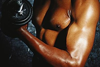 Protein can complement your strength training workout.