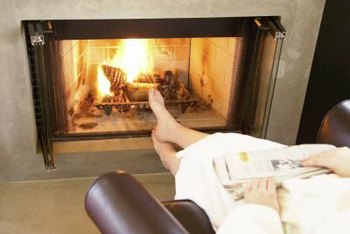 Proper Care Of A Wood Burning Fireplace Home Guides Sf Gate