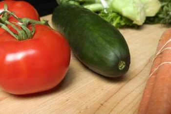 Herbicides can kill both tomato and cucumber plants.