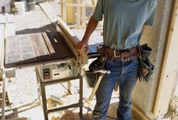 Keeping your tablesaw motor tuned can prevent lost time.
