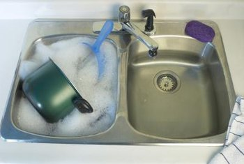 How to Fix a Hole in a Stainless Steel Sink | Home Guides | SF Gate