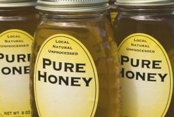 Honey is an all-natural sweetener to use in place of processed sugar.