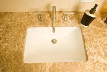 How To Remove Cigarette Stains From Marble Sinks Home Guides SF Gate - Remove stains from bathroom sink