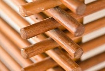 Tips On Staining Or Painting Dowels Home Guides Sf Gate