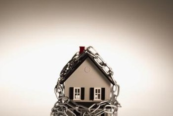 Tax liens can lock up a home, preventing its sale.