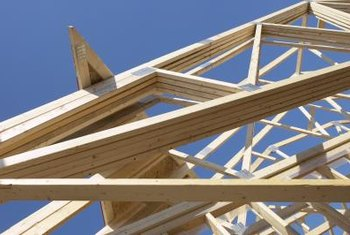 Vaulted Trusses Are The Simplest Way To Achieve An Interior Ceiling Vault