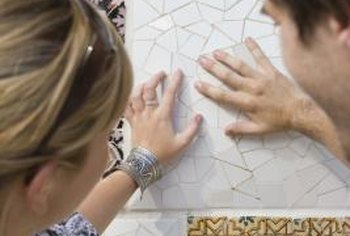 There are several methods you can use to prevent tile cracks.