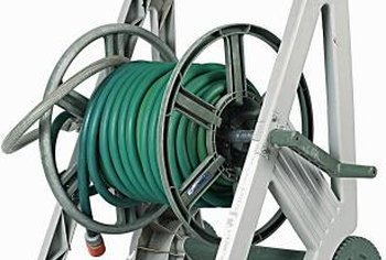 Filling your pool with a garden hose can take several hours or more.